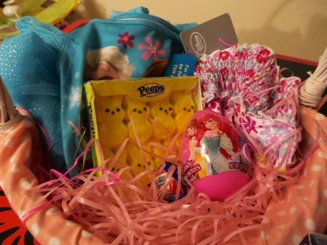 Easter Basket Contents