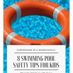 Summer Swimming Pool Safety For Kids