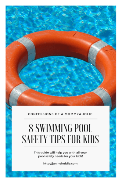 8 Swimming Pool Safety Tips For Kids