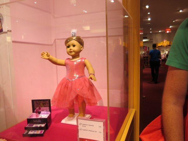 Ballerina Isabelle Costume Girl of the Year
