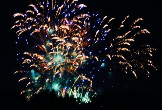 And there were Fireworks too!