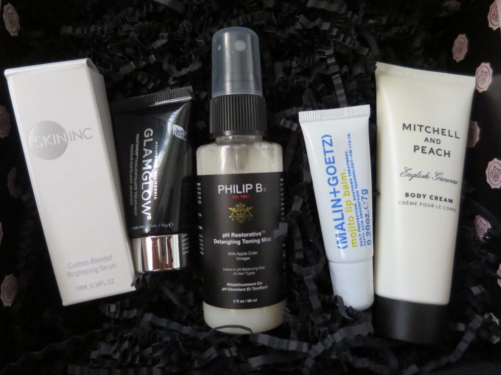 July GLOSSYBOX, This Mom's Confessions