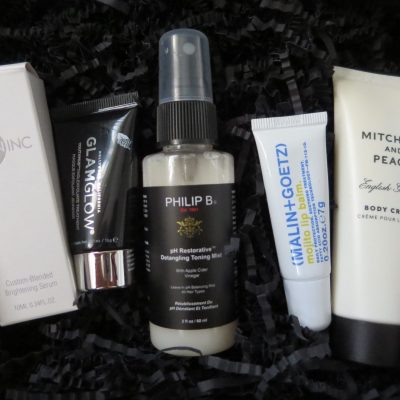 July Glossybox Contents