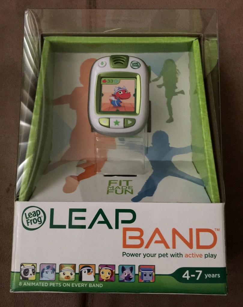 LeapBand in Box