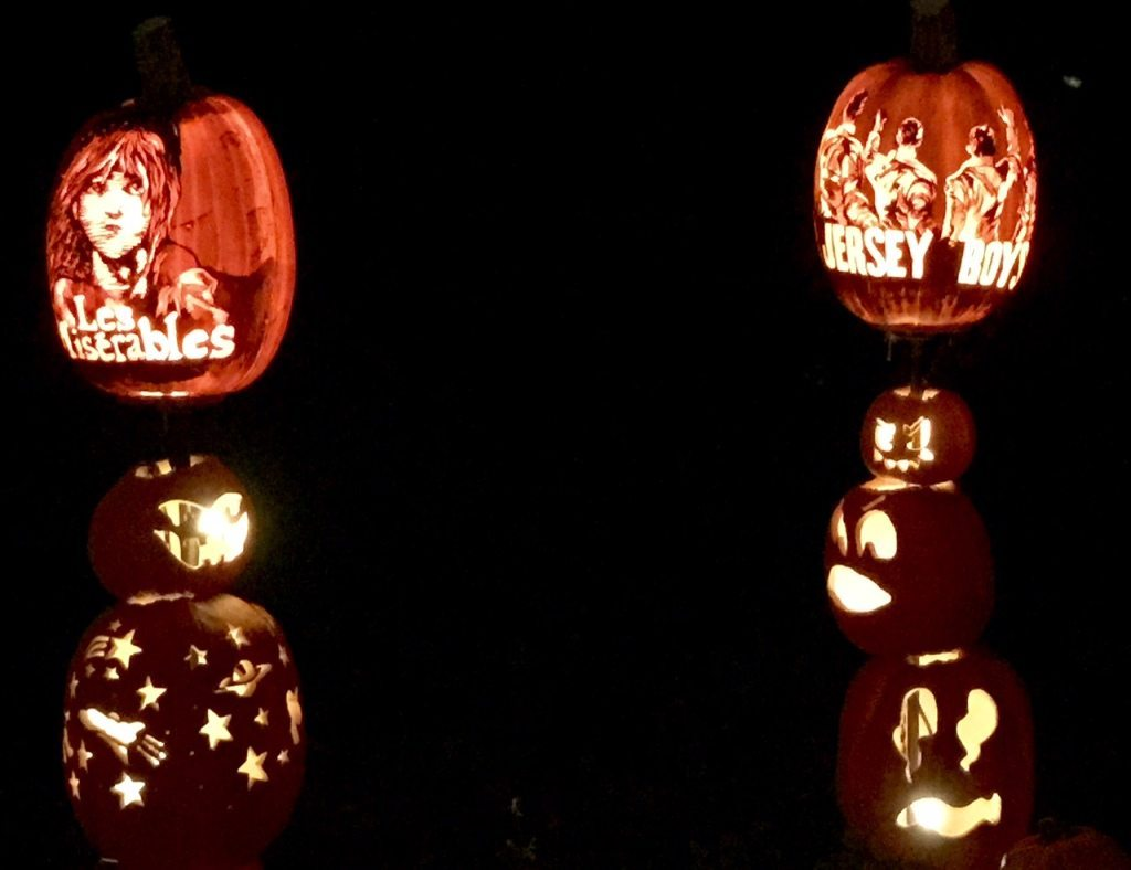 Rise of the Jack O Lanterns Does Broadway