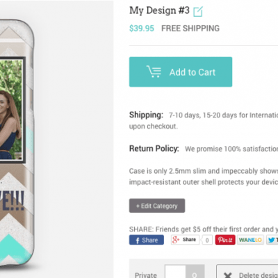 Casetify Your iPhone 6 Now (Review + Giveaway)