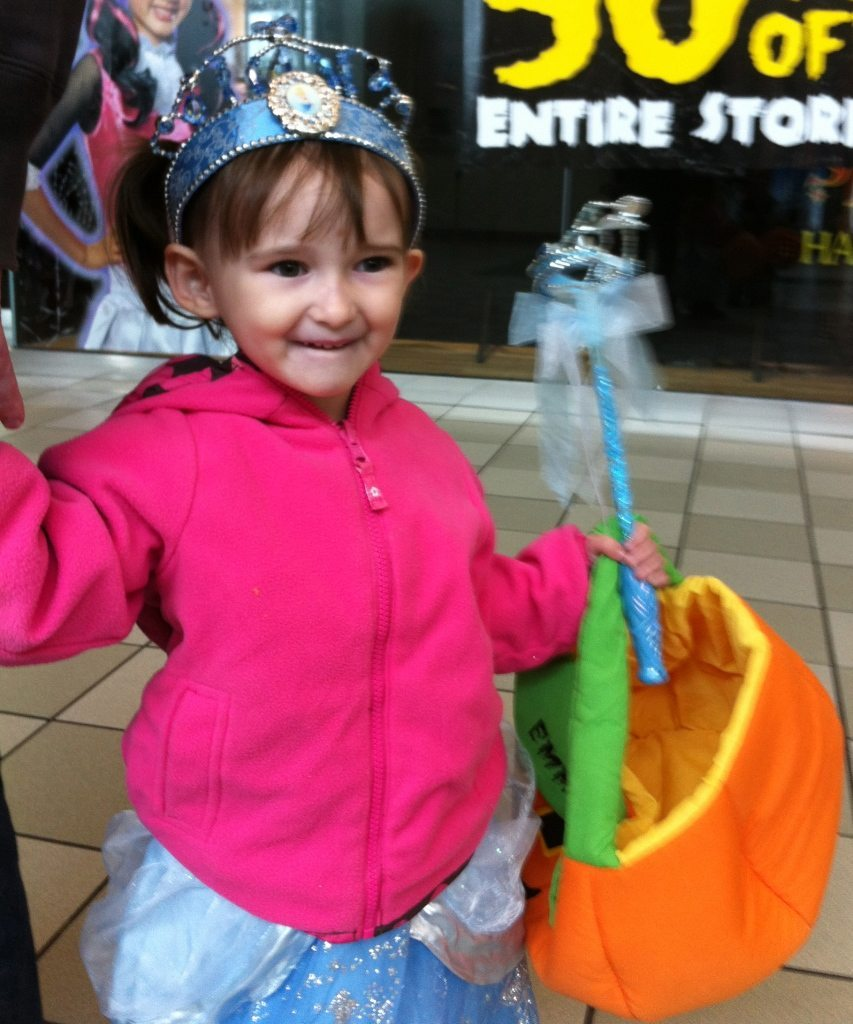 Emma Halloween 2012