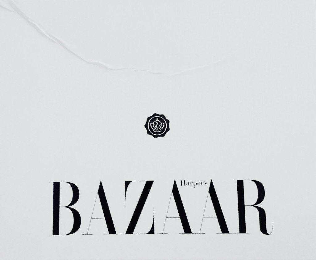 Harper's Bazaar GlossyBox Cover
