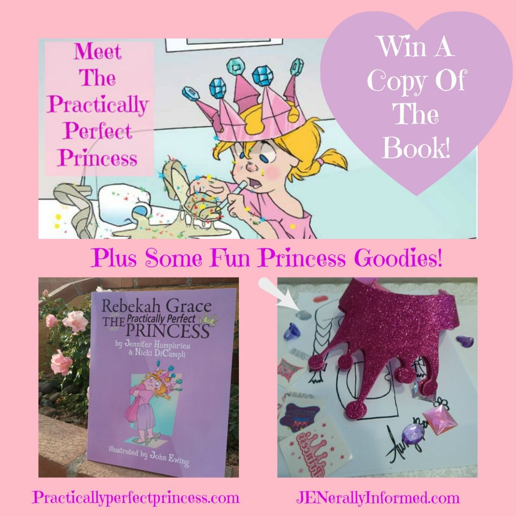 Princess Giveaway Collage