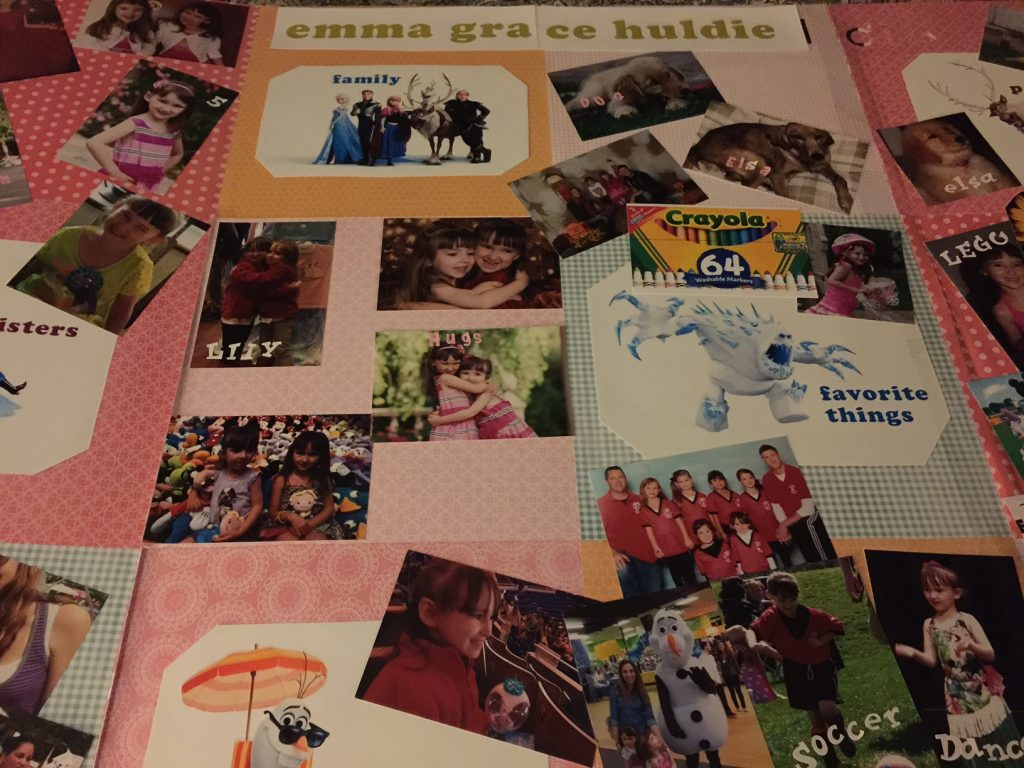 Star Week Poster for Emma