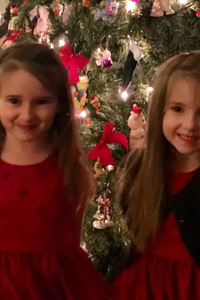 The Princesses Celebrating Christmas 2014