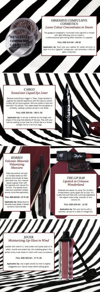 Glossybox Holiday Box 2014 Part 2
