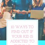 Is Your Kid Addicted to The iPad?