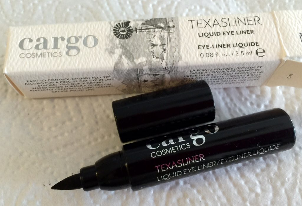 Cargo TexasLiner Liquid Eye Liner