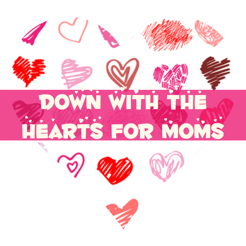 hearts, This Mom's Confessions