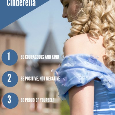 Three Important Lessons from Cinderella
