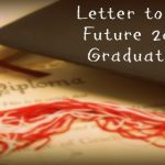 Letter to My Future 2028 Graduate
