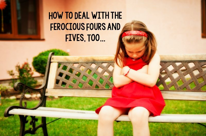 How to Deal with the Ferocious Fours and Fives, Too