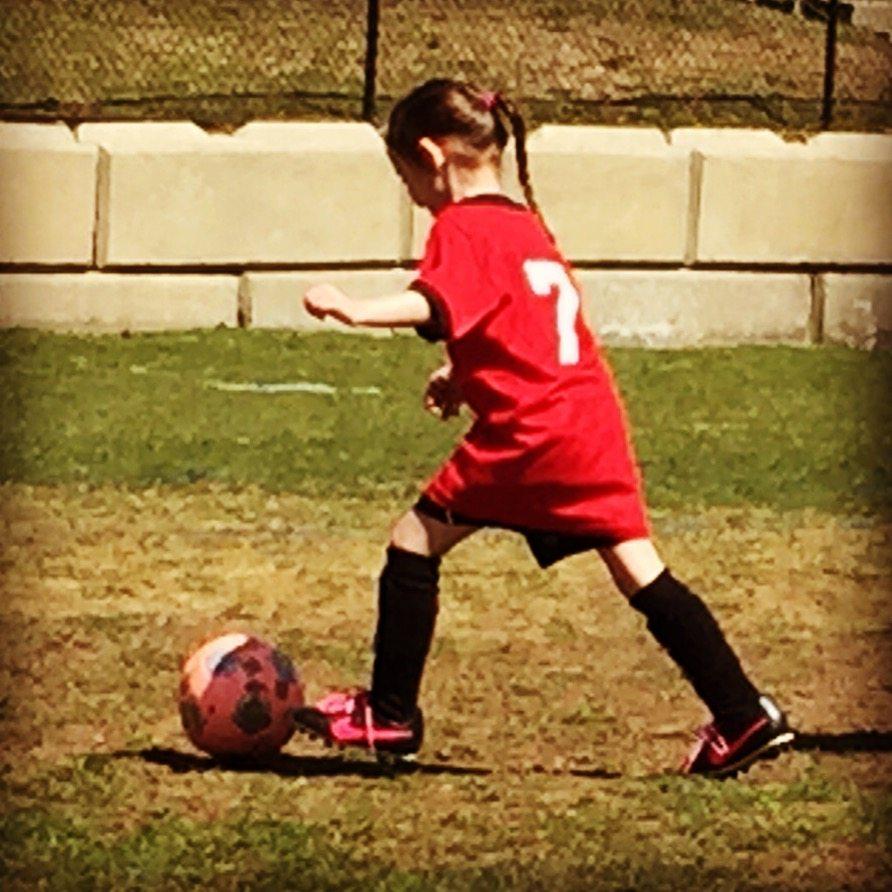 Still a Sporty Soccer Girl