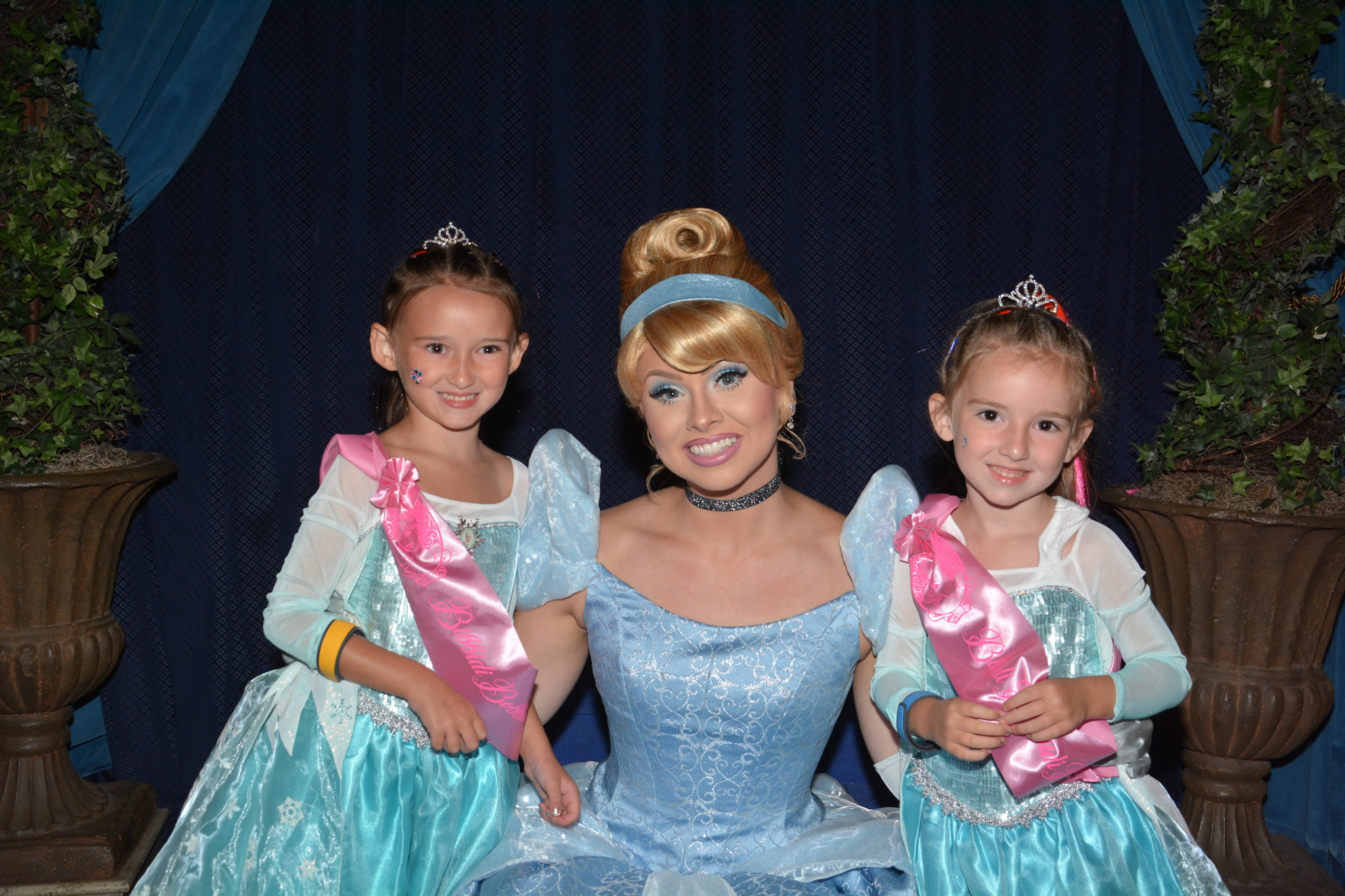Cinderella and the Girls