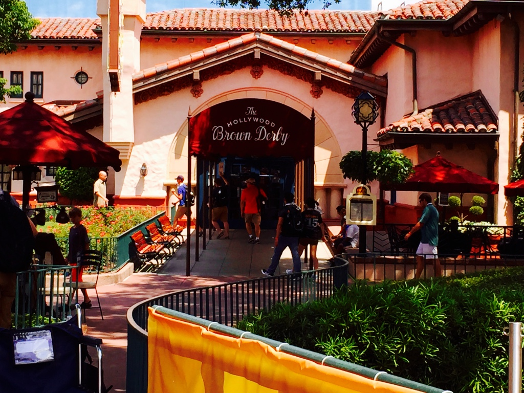 Hollywood Studio's The Brown Derby
