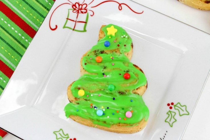 Cinnamon Roll Christmas Tree Recipe