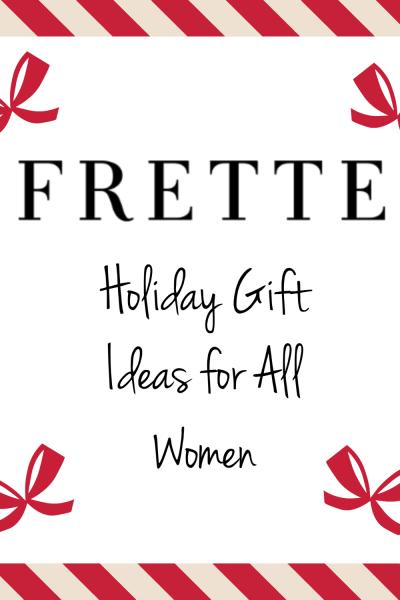 Frette-Holiday-Gift Ideas-All-Women