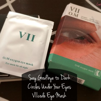 Say Goodbye to Dark Circles Under Your Eyes VIIcode Eye Mask