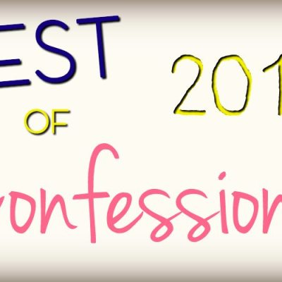 Best of Confessions 2015