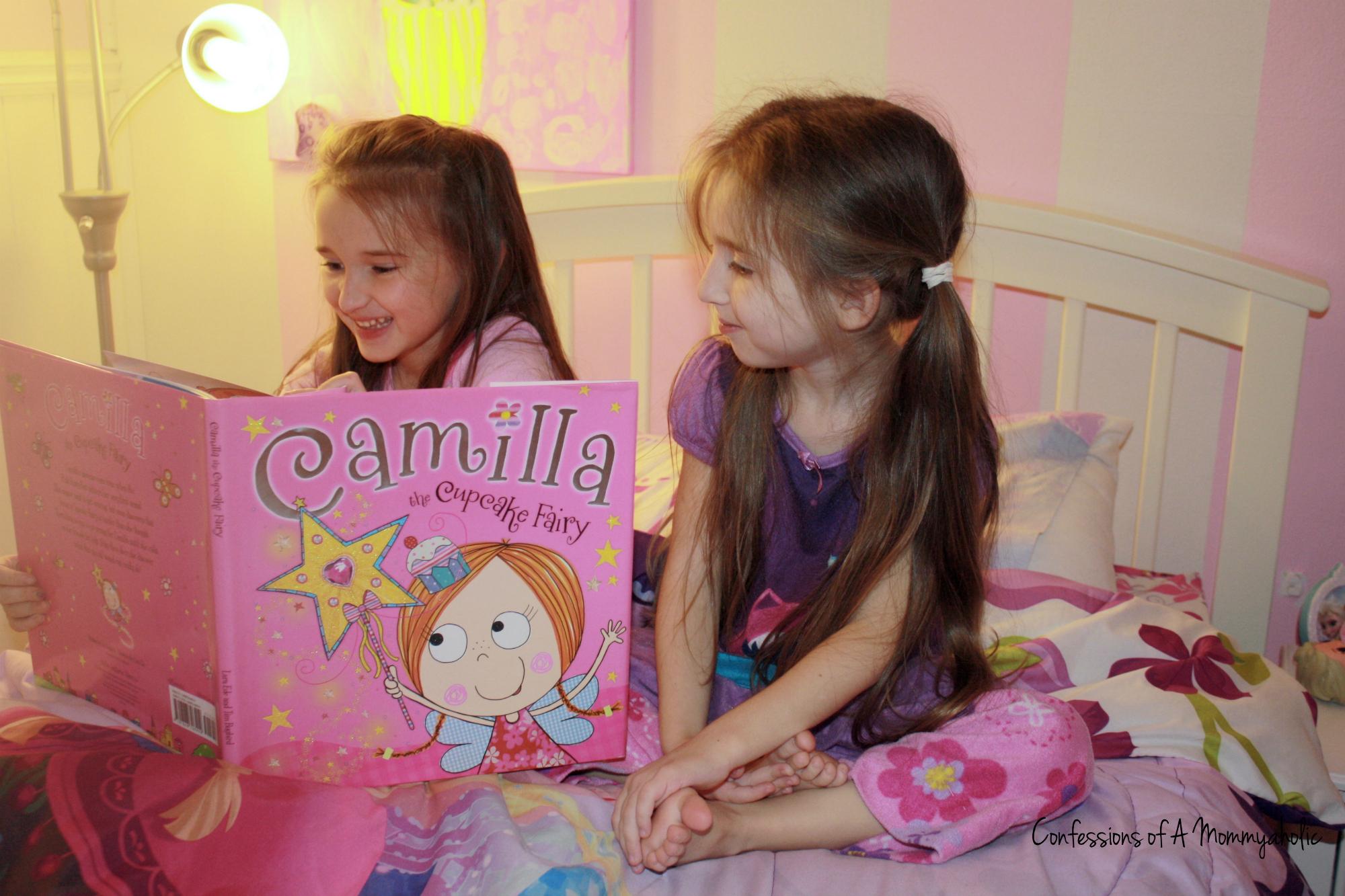 Even More Reading BookBugs Camilla the Cupcake Fairy