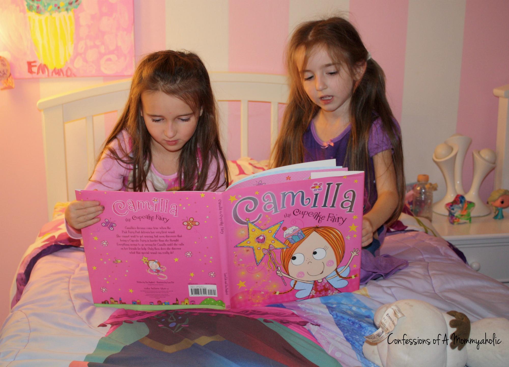 More Reading BookBugs Camilla the Cupcake Fairy