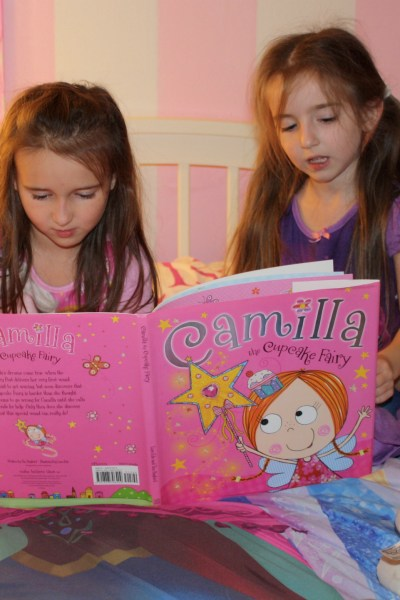 More Reading BookBugs Camilla the Cupcake Fairy