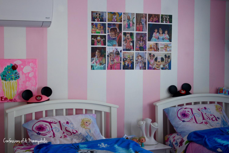 WeMontage Disney Bedroom Photo