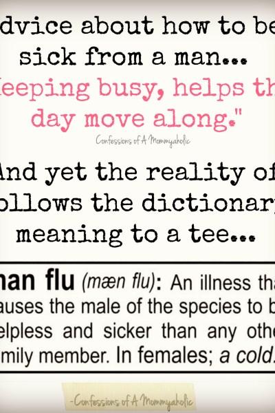 Man-Versus-Women-Being-Sick
