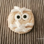 Spooky Yummy Mummy Cookies Recipe