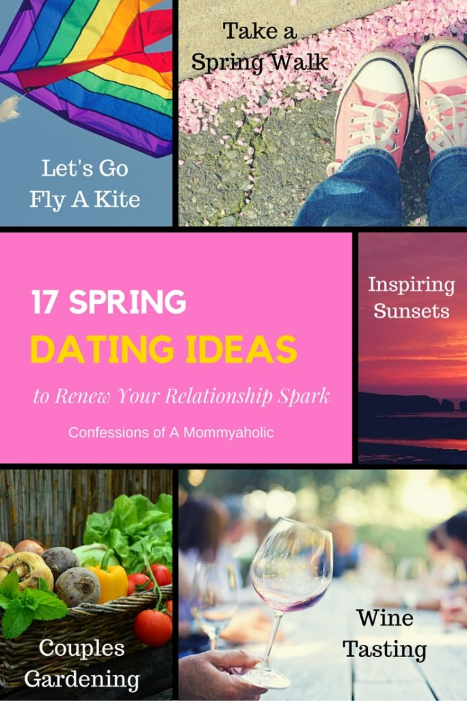Spring Dating Ideas