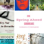 Spring Ahead for These Goodreads