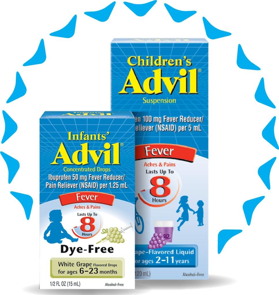 Children's Advil Samples