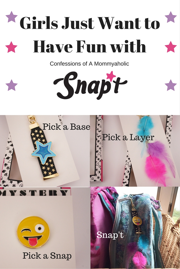 Girls Just Want to Have Fun with Snapt