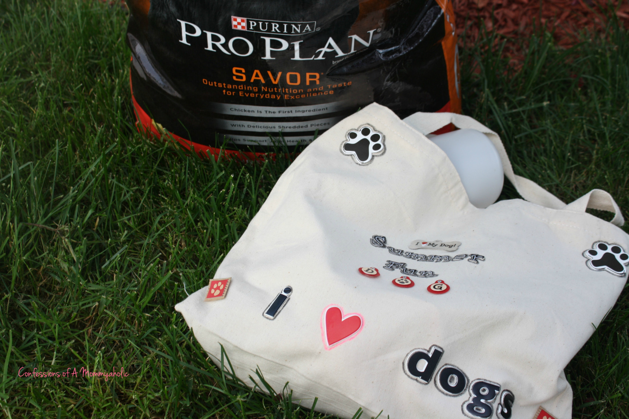 Purina and Summer Tote