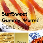 Surf's Up This Summer with SurfSweet Gummy Worms' Sand Pails