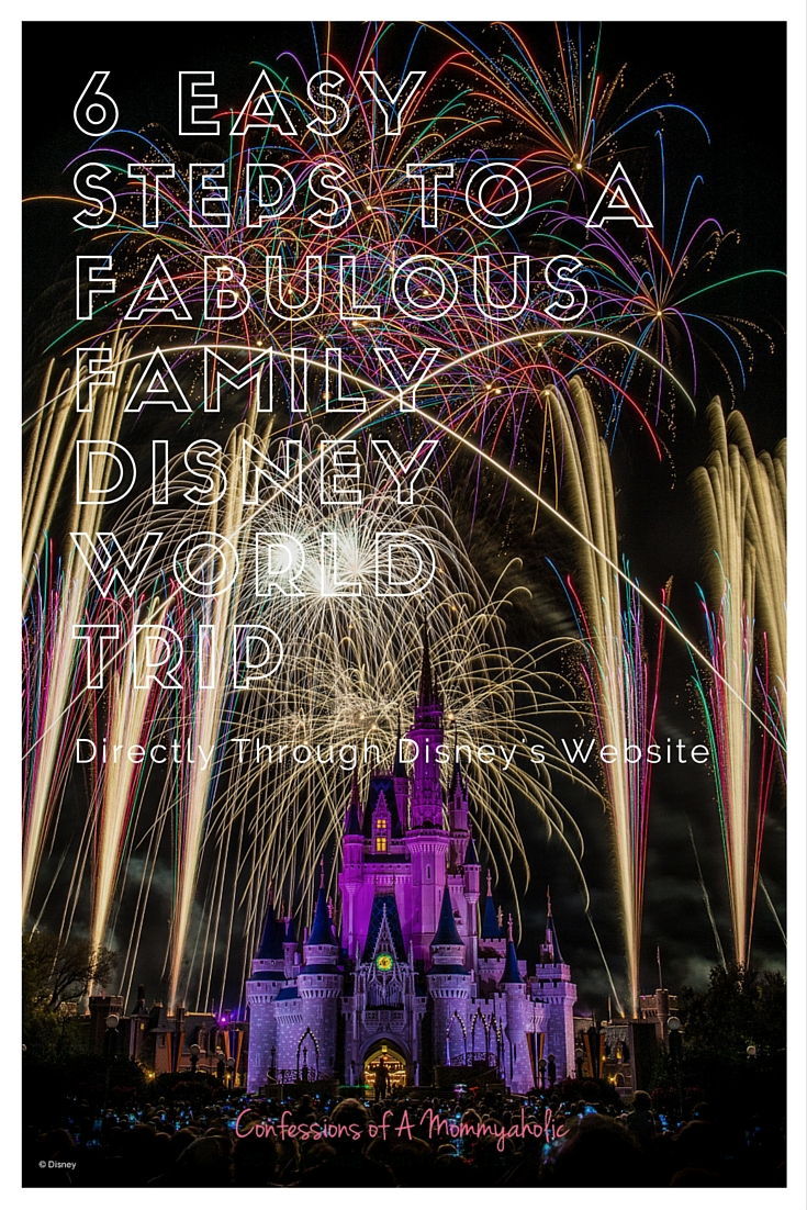 6 Easy Steps to a Fabulous Family Disney World Trip