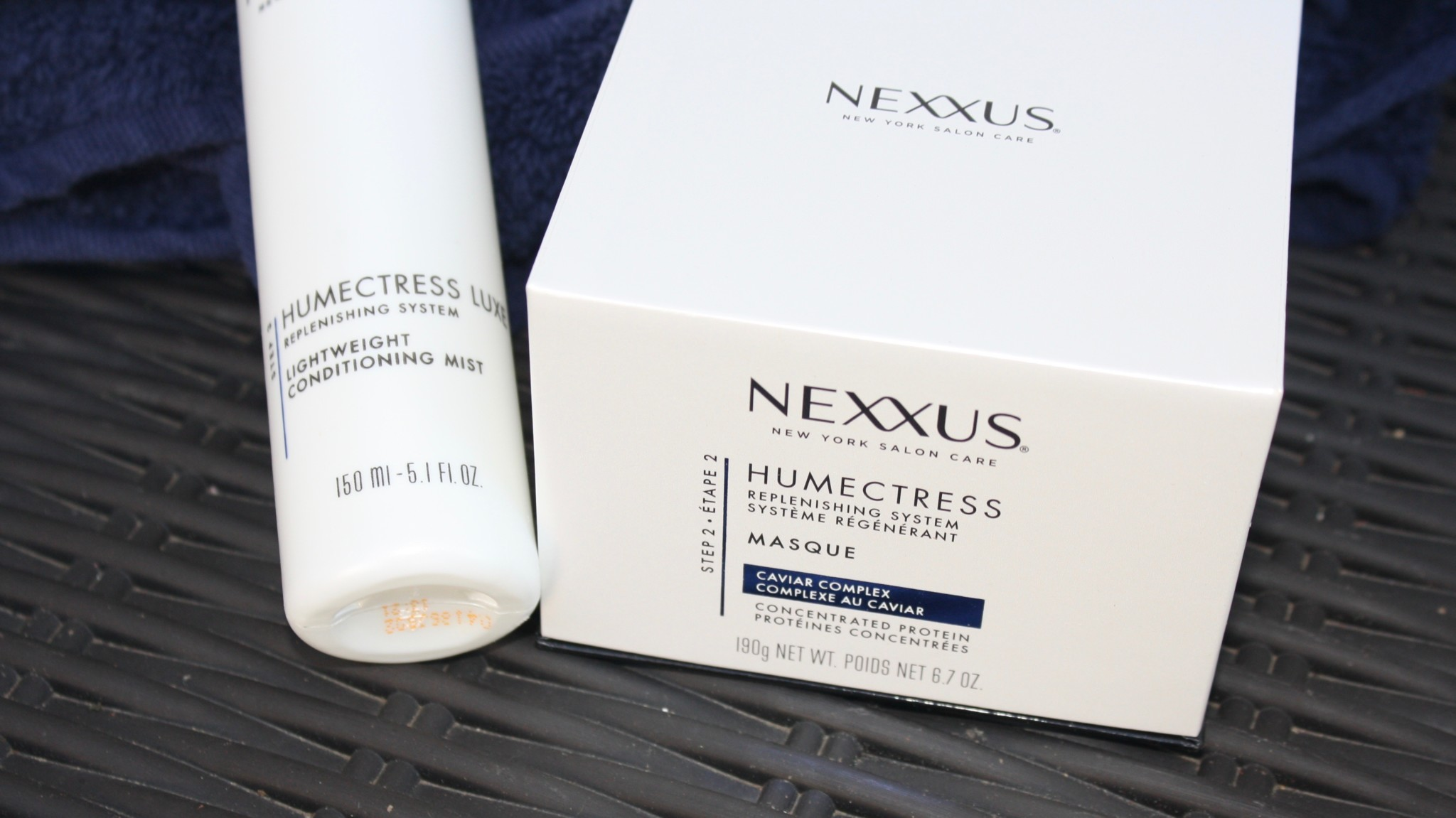 Nexxus Masque and Spray