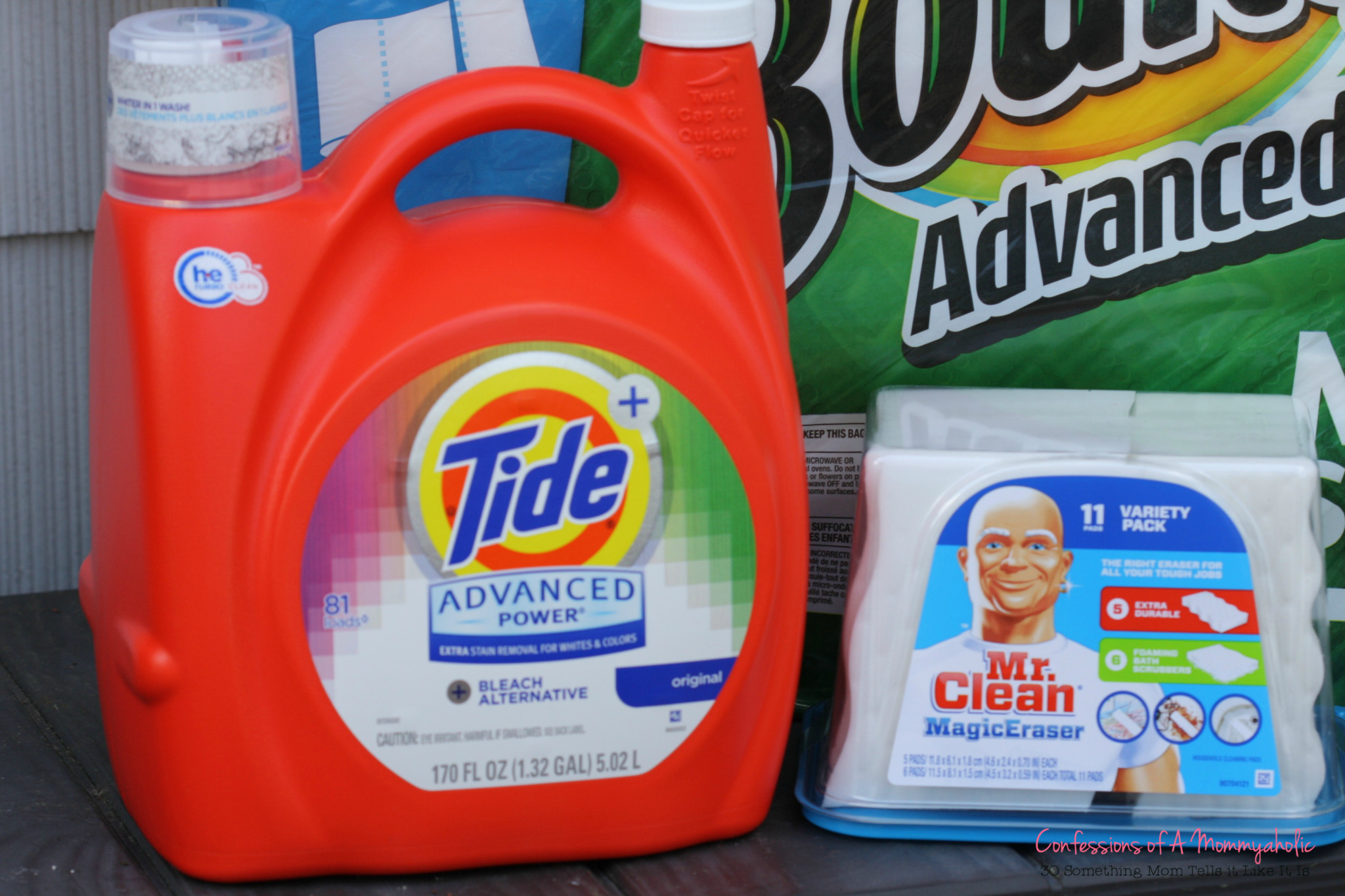 Tide Advanced Power