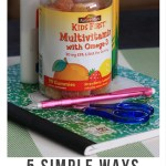 5 Simple Ways for a Healthy Back to School