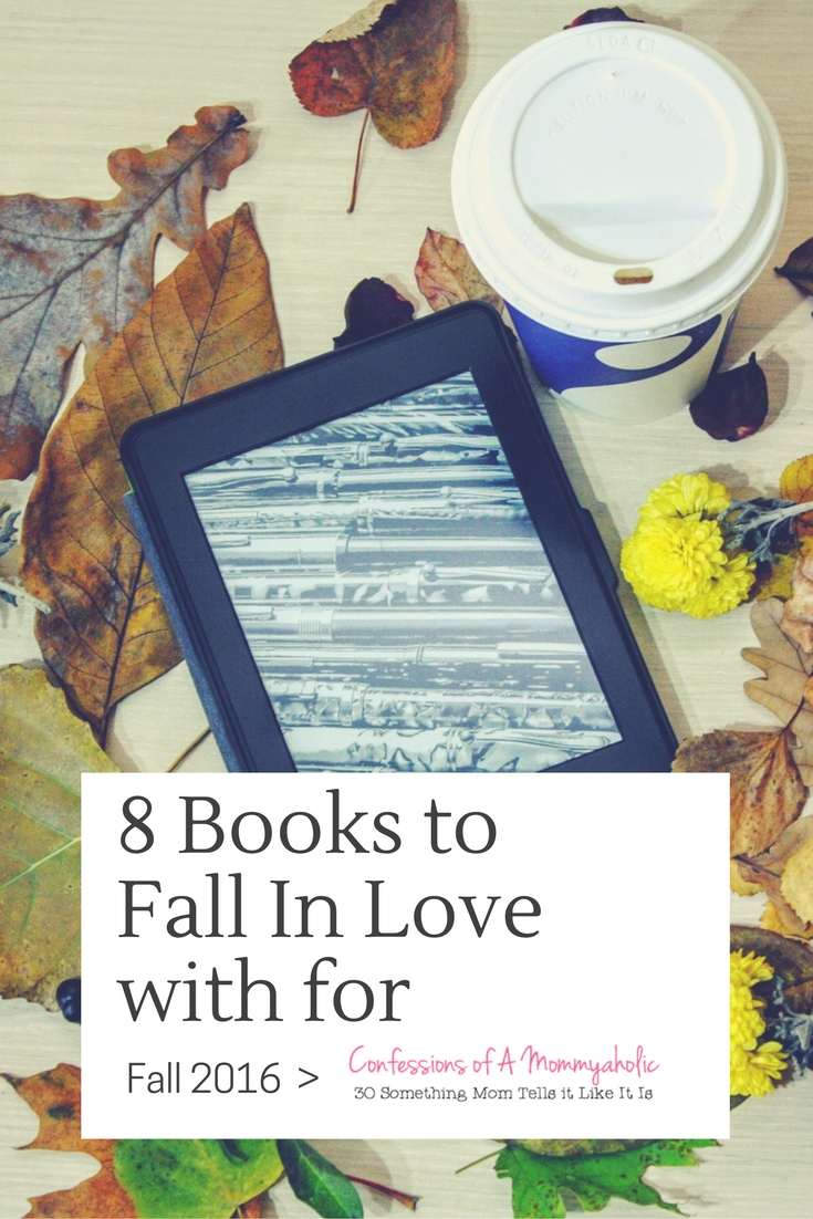 fall books, This Mom's Confessions