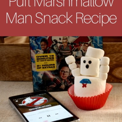 Ghostbuster Stay Puft Marshmallow Men