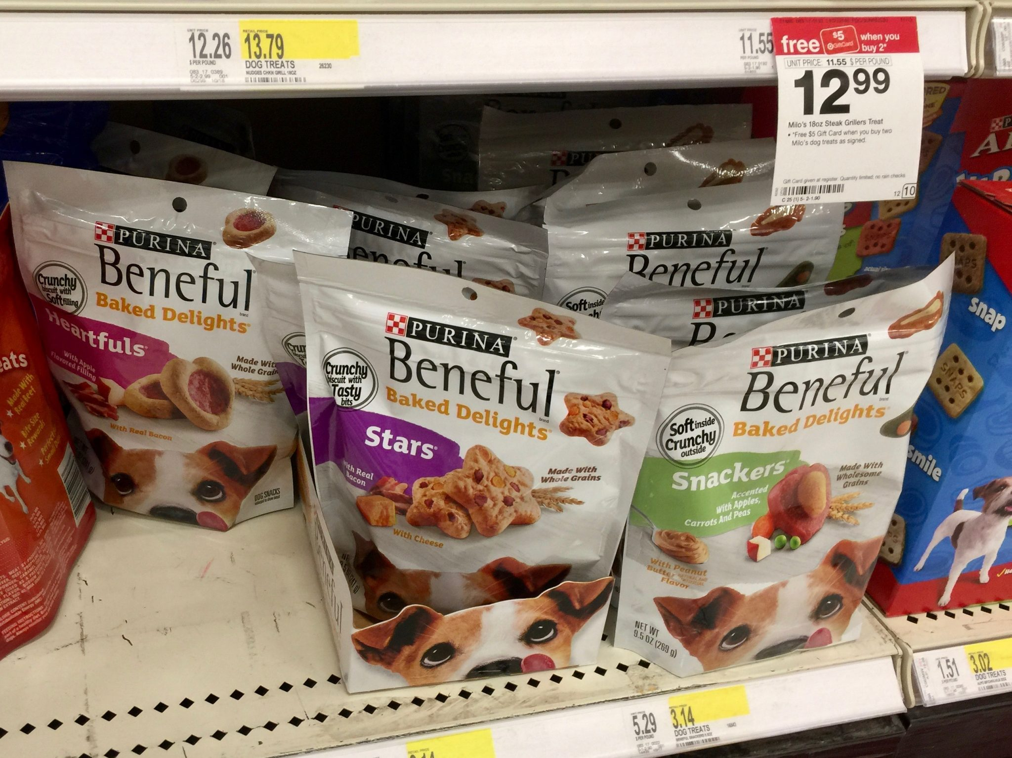 Purina Beneful Dog Snacks
