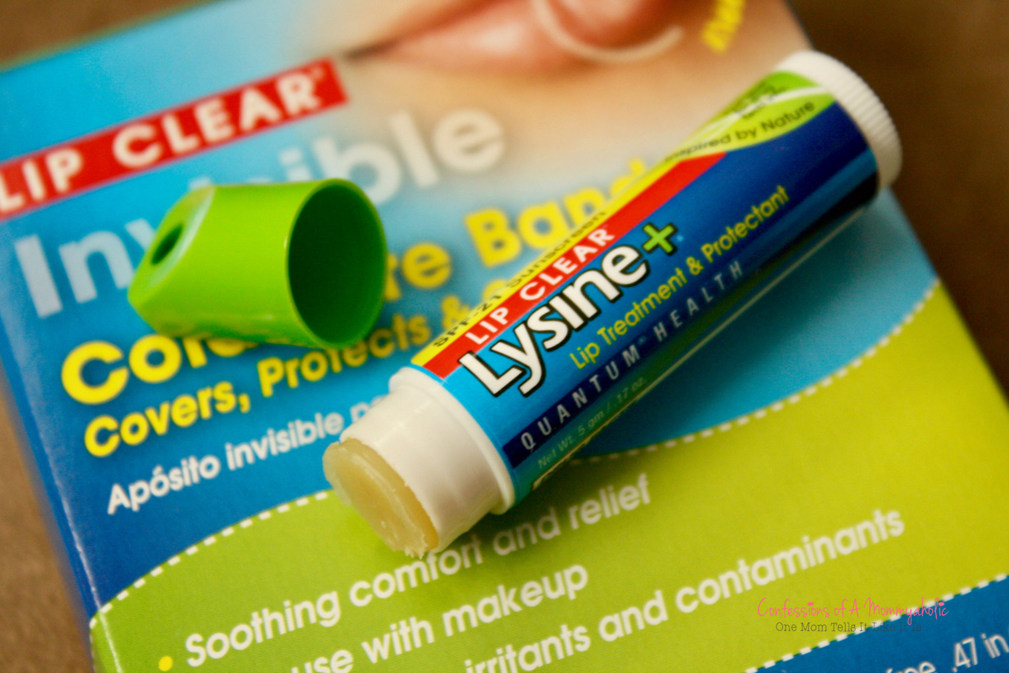 lysine-lip-clear