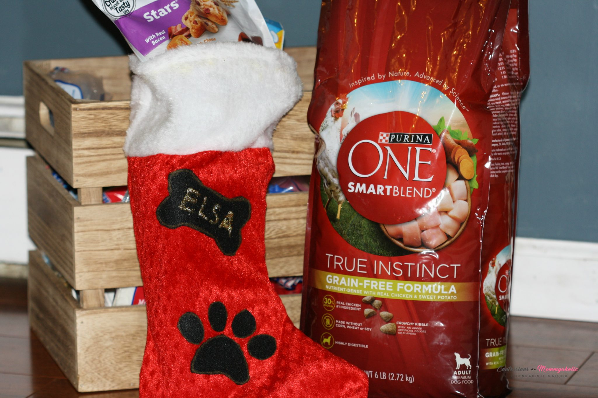 purina-one-dog-food-and-diy-christmas-doggie-stocking